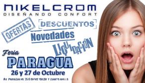 FERIA PARAGUA – OCTUBRE 2018